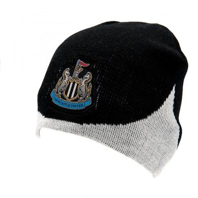 Official Licensed Football Newcastle United F.C. Knitted Hat WN Sport Cap
