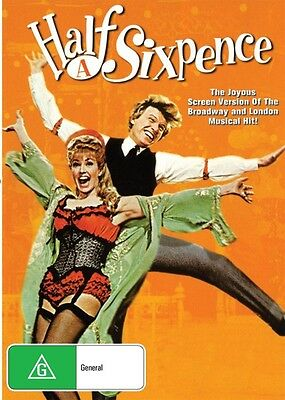 Half A Sixpence ( Tommy Steele ) - New Region All