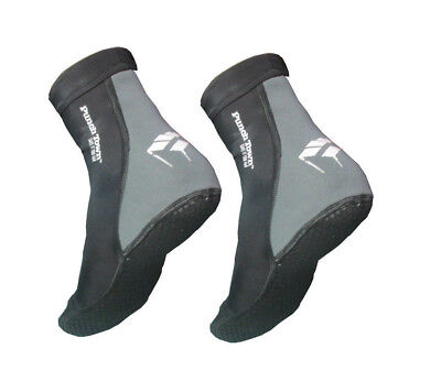 Mma Grip Training Fight Socks Boxing Foot Braces Ankle Shoe Guard Black Colour