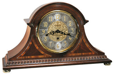 Howard Miller 613-559 Webster - Triple Chime Mechanical Mantel Clock - 613559
