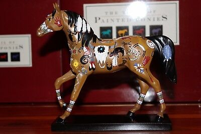 RETIRED - Wie-Tou - Trail of Painted Ponies - 1E/1713
