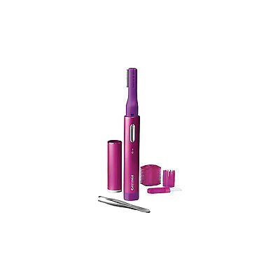 Philips Facial Precision Hair Trimmer Hot Pink For Women PH-HP6390/10 New Uk
