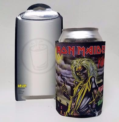 IRON MAIDEN Heavy Metal Rock Band KILLERS CAN KOOZIE COOLIE HOLDER COOLER New