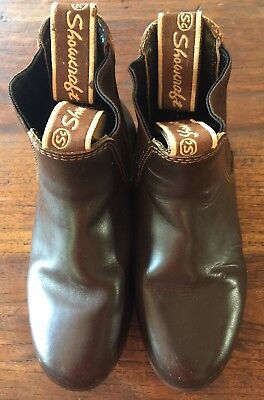 Children's horse riding boots size 12