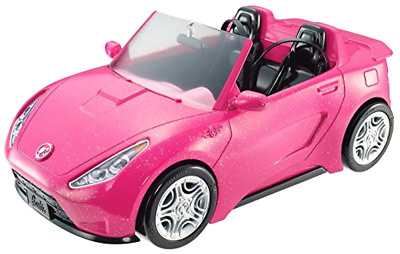Doll Accessories Car Barbie Glam Convertible Doll Vehicle Two Seater Doll Car