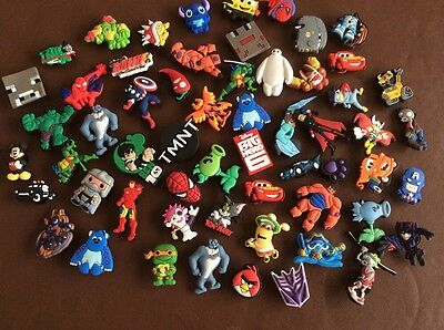 100pcs Randomly Picked Boys Shoe Charms  Wristband Uk Seller)