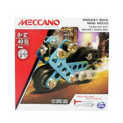 Meccano Starter Set - Pocket Bike