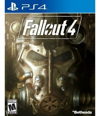 Fallout 4 - PlayStation 4 PS4 - BRAND NEW SEALED