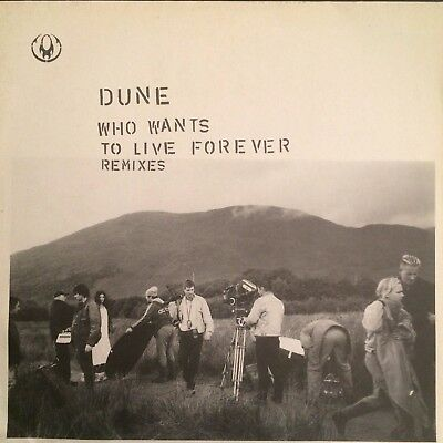 "Dune - Who Wants To Live Forever (Remixes) Orbit Records 1996 Classics 12"" Vinyl"