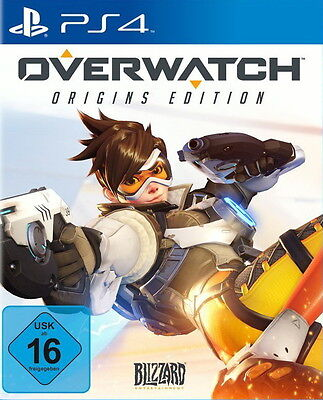 Overwatch - Origins Edition (Sony PlayStation 4 2016) Versiegelt NEU OVP