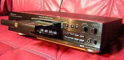 Pioneer PDR-609 Profi-Version High-End-CD-Recorder 2 Jahre Garantie
