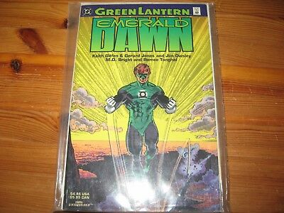 Green Lantern Emerald Dawn softcover Graphic Novel