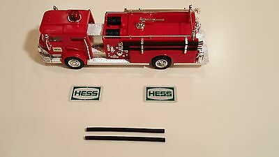 """1970  Hess  Fire Truck Hose Replacement  Parts """