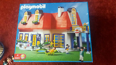 playmobil haus 3965 wohnhaus einfamilienhaus zubeh r eur 19 50 picclick de. Black Bedroom Furniture Sets. Home Design Ideas