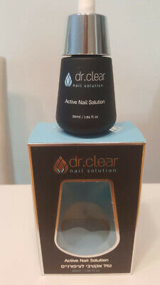 Dr.clear Active Nail Solution 30ml 1.06fl oz + Gift