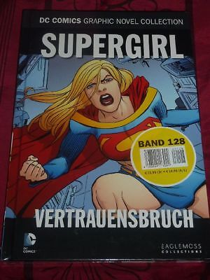 Supergirl - Vertrauensbruch - DC Comics Graphic Novel Collection Nr.128