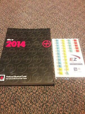 2014 NFPA 70 National Electrical Code (NEC) Book Softcover with Tabs!!