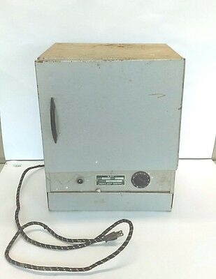 Quincy Lab Oven Model 10 - 2100 Vintage Quincy Oven Company voltage 115