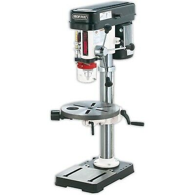 Shop Fox W1668 -HP 13-Inch Bench-Top Drill Press/Spindle Sander Benchtop
