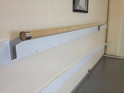 2.0 Metre Wall Mounted Ballet Barre