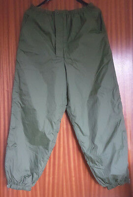 Thermohose Reversible olive/sand Gr. M
