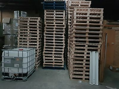 Timber Pallets 1100 X 1100