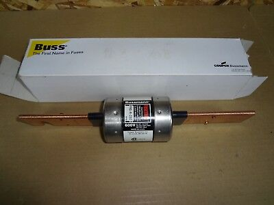 Fusetron Frs-R-250 Amp 600V Class Rk5 Dual Element Fuse New In Box Free Shipping