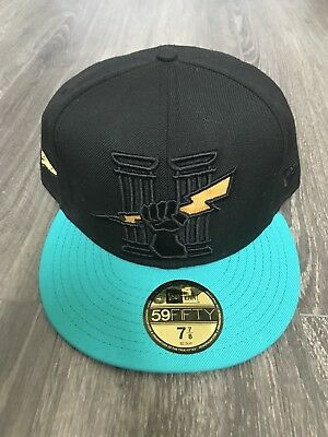 New Era x Famous Hall of Fame Fitted Cap Size 7 7/8