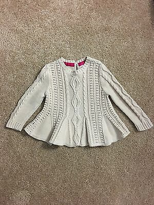 Baby Girl Sweater 12 Months