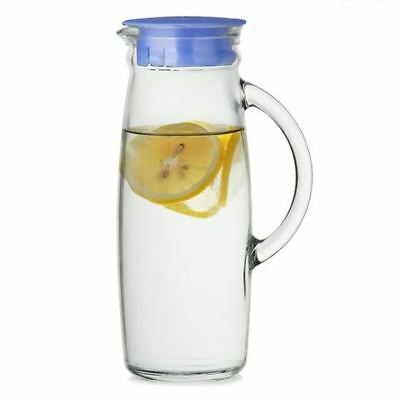 NEW GlassLock Water Jug with Lid 1L