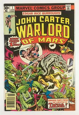 Marvel John Carter Warlord of Mars #1 in 9.0 VF/NM Condition - Nice book!!!