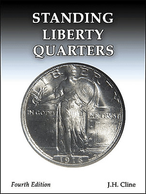 Standing Liberty Quarters by J.H. Cline