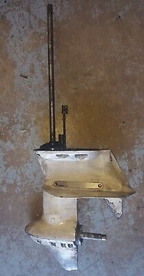 40hp Johnson evinrude outboard gearbox