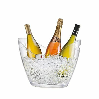 Serroni Fresco Unbreakable Vino Gondola Drinks Tub