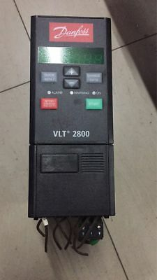 1Pc Used Danfoss Vlt2815Pt4B20Str0Dbf00A00C1 Plc