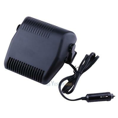 150W 12V Car Heating Cooling Fan Heater Defroster Demister Winter Summer #3YE