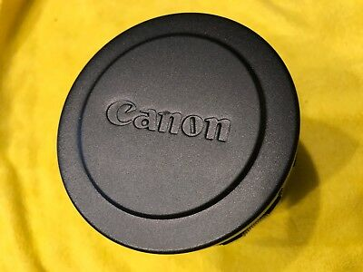 Genuine Canon anodized 75mm-cap for dream-lens 50mm 0.95, a must one for yours !