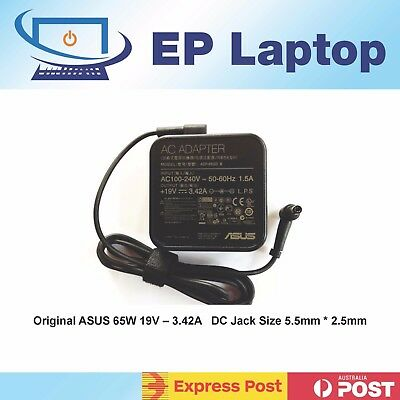 Type C Tip:5.5x2.5mm19V-3.42A Original AC Charger For ASUS ADP-65GD B PA-1650-78