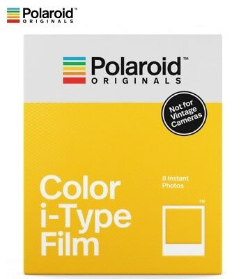 Polaroid Originals COLOR Instant Film for i-TYPE OneStep 2 itype Instant Camera