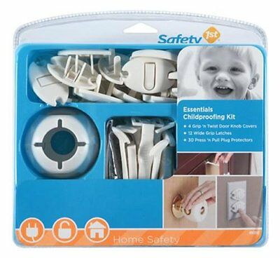 NEW Safety 1st Essentials Child Proofing Kit 46 Piece FREE SHIPPING