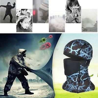 AU Men Women Waterproof Breathable Balaclava Face Mask Helmets Cycling Head Wear