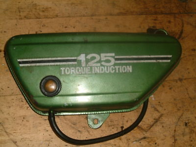Yamaha rs125 '75 2 stroke oil tank