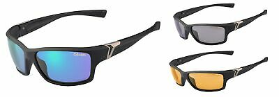 Spro Gamakatsu G-Glasses Edge Polarisationsbrille Light Gray Mirror Deep Amber