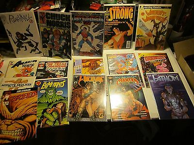 Awesome Mixed lot of 50 to 65 Ind.comics Got to move them BLOW OUT SALE!!!!