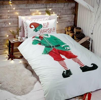 Elf Yourself Boys Duvet set