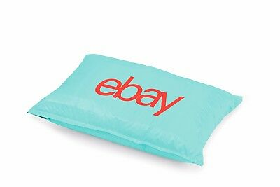 eBay Branded Packaging Padded Bubble Plastic Mailers 120mm x 170mm 40mm Lip