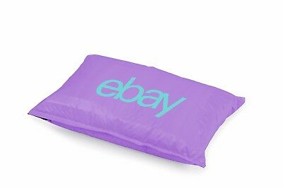 eBay Branded Packaging Padded Bubble Plastic Mailers 200mm x 260mm 40mm Lip