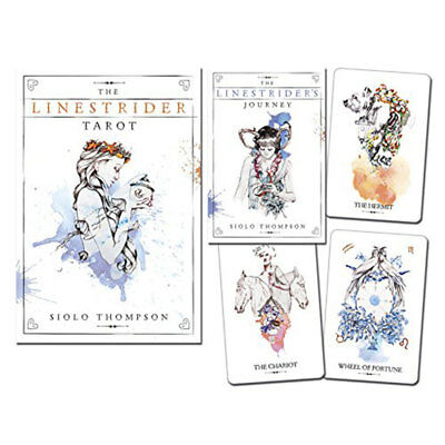 Linestrider Tarot NEW IN BOX Boxed Set Deck and Book (2016) Siolo Thompson