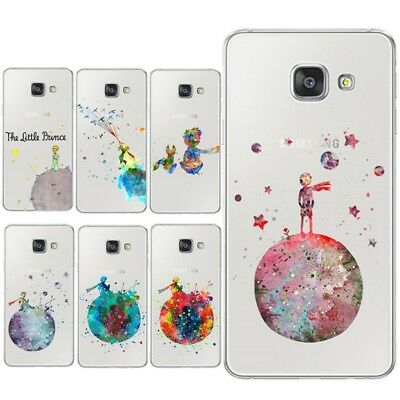 Case for Samsung Galaxy S6/S6 edge S7/S7 edge S8/S8 Plus & A/J/S - Little Prince