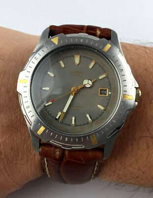 Watch Orient Vintage New Old Stock Diver Orologio Made In Japan Corona A Vite